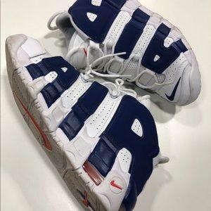 """Nike Air Uptempo (GS) """"KNICKS"""""""